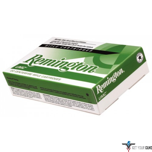 Remington | REM AMMO UMC  223 50GR  JHP 20-PACK