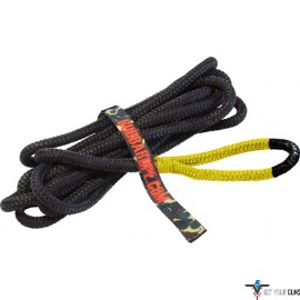 """BUBBA ROPE LIL' BUBBA 1/2""""X20' ATV RECOVERY ROPE 7,400LBS BR"""
