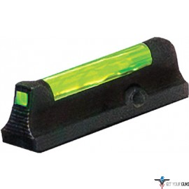 HIVIZ LITEWAVE FRONT SIGHT FOR RUGER LC9/LC380 3-LITEPIPES