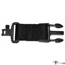GROVTEC BUNGEE SLING ACCESSORY MILFORCE SWIVEL BUCKLE