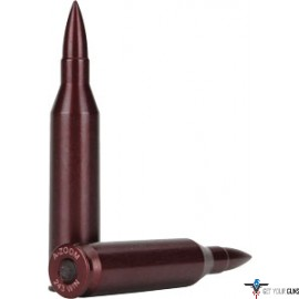 A-ZOOM METAL SNAP CAP .243 WINCHESTER 2-PACK