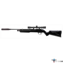 UMAREX FUSION COMBO .177 CO2 AIR-RIFLE W/ 4X32MM SCOPE