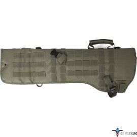 RED ROCK MOLLE RIFLE SCABBARD COYOTE OLIVE DRAB