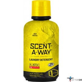 HS CLOTHING WASH SCENT-A-WAY 18FL OZ