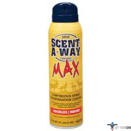 HS SCENT ELIMINATION AEROSOL SPRAY SCENT-A-WAY MAX 15.5OZ