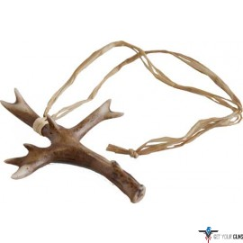 MOUNTAIN MIKE'S THE MINI HOLY SHED (ANTLER CROSS) HANGER