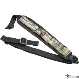 BUTLER CR. STRETCH RIFLE SLING NEOPRENE MOSSYOAK CAMO