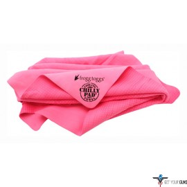 FROGG TOGGS COOLING TOWEL ORIGINAL CHILLY-PAD PINK