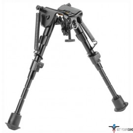 "CALDWELL BIPOD XLA 6-9"" FIXED MODEL BLACK"