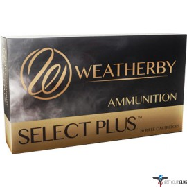 WBY AMMO .378 WEATHERBY MAGNUM 300GR. HORNADY SP-RN 20-PACK