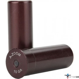 A-ZOOM METAL SNAP CAP 10GA. 2-PACK