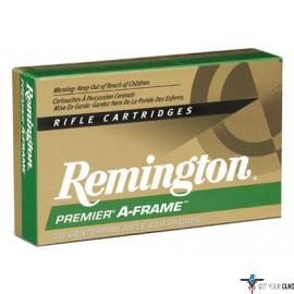 REM AMMO .375 REM ULTRA MAG 300GR SWIFT A-FRAME 20-PACK !