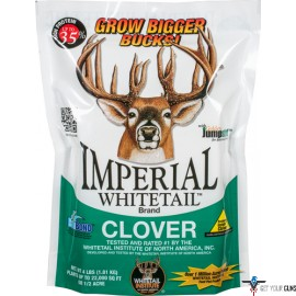 WHITETAIL INSTITUTE IMPERIAL CLOVER 1/2 ACRE 4LBS