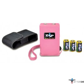 PSP ZAP STUN GUN PINK 950,000 RED LED ON/OFF INDICATOR