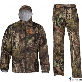 BG WASATCH-CB RAIN SUIT 2-PC HELLS CANYON CAMO MEDIUM