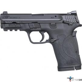 S&W SHIELD M2.0 M&P .380ACP EZ BLACKENED SS/BLK THUMB SAFETY