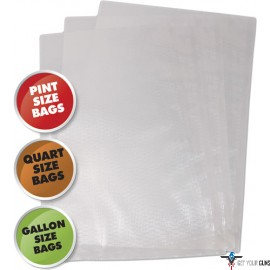 WESTON VARIETY PACK VAC SEALER BAGS 50 COUNT