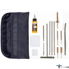 TAC SHIELD CLEANING KIT UNIVERSAL GI FIELD BLACK POUCH