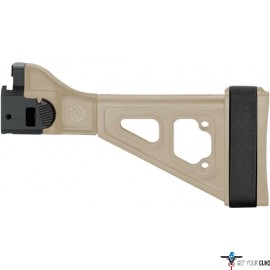 SB TACTICAL BRACE SBT-EVO FDE SIDE FOLDING CZ SCORPION EVO