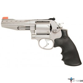 """S&W 686 PERFORMANCE CENTER .357MAG 6-SHOT 4"""" STAINLESS"""
