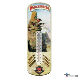 RIVERS EDGE THERMOMETER WINCHESTER HUNTER