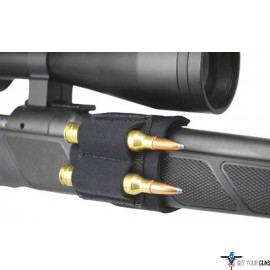 BEARTOOTH PRODUCTS RIFLE SIDECART BLACK HOLDS 2 ROUNDS