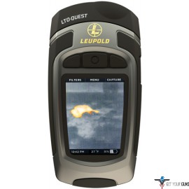 LEUPOLD LTO-QUEST THERMAL IMAGER,CAMERA & FLASHLIGHT