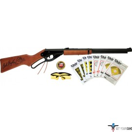 DAISY 1938 RED RYDER BB RIFLE SHOOTING FUN KIT