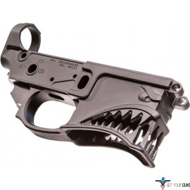 SHARPS BROS. HELLBREAKER AR-15 STRIPPED LOWER BILLET ALUMINUM
