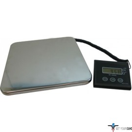 WESTON DIGITAL SCALE 330LB CAPACITY W/BACKLIT LCD DISPLAY