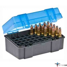 PLANO AMMO BOX SMALL RIFLE 50-RNDS FLIP TOP
