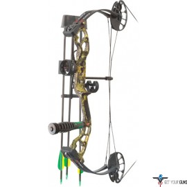 "PSE BOW KIT MINI BURNER YOUTH 16""-26.5""/40# LH MOBU-COUNTRY"