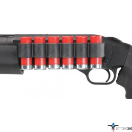 TACSTAR SIDESADDLE SHELL CARRIER W/RAIL MOSSBERG 500