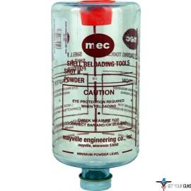 MEC BOTTLE & CAP ASSY SMALL FOR SHOT OR POWDER