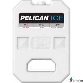 PELICAN 2 LB ICE PACK WHITE REUSABLE