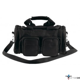 BULLDOG STANDARD RANGE BAG BLACK W/ SHOULDER STRAP