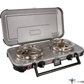 COLEMAN GLADIATOR SERIES FYRENIGHT 2 BURNER STOVE