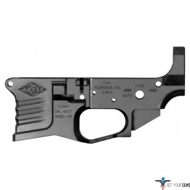 YHM STRIPPED BILLET LOWER RECEIVER FOR AR-15