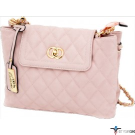 CAMELEON COCO CONCEALED CARRY PURSE-QUILTED STYLE HANDBAG PK