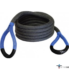 "BUBBA ROPE SIDEWINDER 5/8""X20' UTV POWER STRETCH RP BLUE EYES"