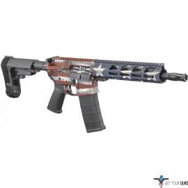 "RUGER AR556 5.56 NATO 10.5"" FLAG M-LOK W/BRACE"