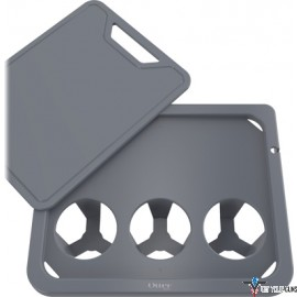 OTTERBOX SIDE TABLE/CUTTING BOARD FOR VENTURE COOLERS GREY