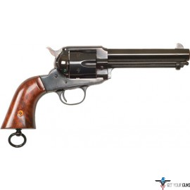 "CIMARRON 1890 REMINGTON .38SP/ .357 MAGNUM 5.5"" BLUED WALNUT"