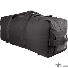 RED ROCK EXPLORER DUFFLE BAG BACKPACK (LARGE) BLACK