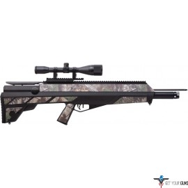 BENJAMIN PIONEER AIRBOW PCP 450FPS 6X40MM SCOPE BLACK