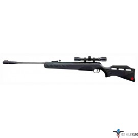 RWS RUGER TARGIS COMBO .177 AIR RIFLE W/4X32MM SCOPE