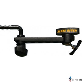 "SLATE RIVER MOUNTS EZ AIM III MOUNT W/ 4"" EXTENSION ARM"