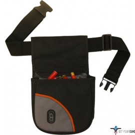 BOB ALLEN DIVIDED POUCH W/ BLT CLUB SERIES TWIN COMPARTMENTS