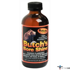 LYMAN BUTCH'S BORE SHINE 8OZ. BOTTLE