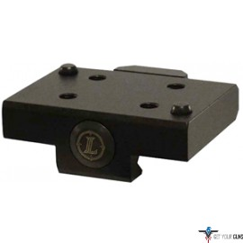 LEUPOLD DELTA POINT PRO CROSS SLOT MOUNT